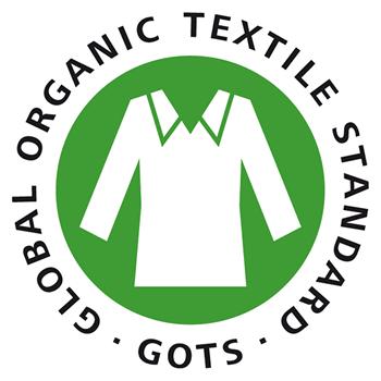 Textile biologique GOTS